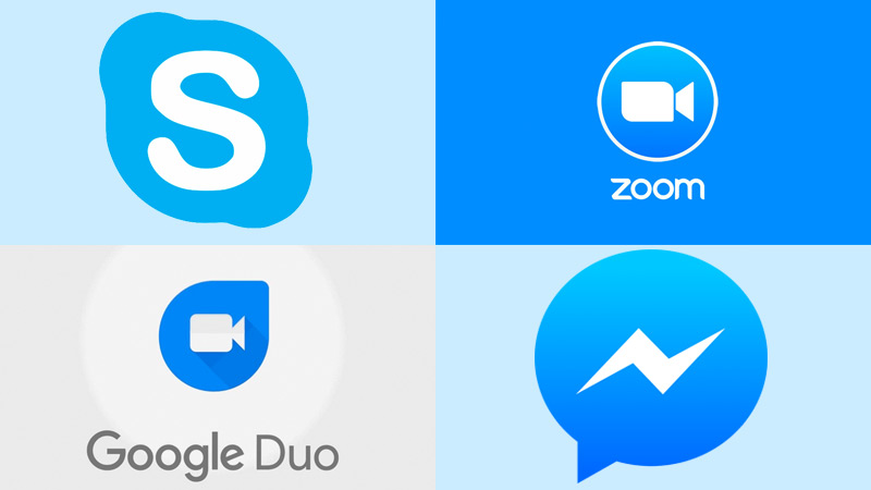 List of the best alternative apps to WhatsApp to make group calls
