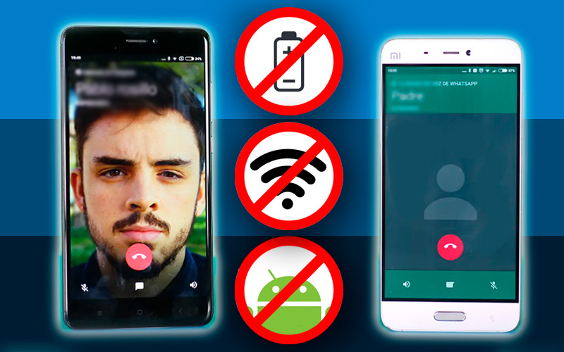 Learn step by step how to solve the problems that prevent you from making video calls on WhatsApp