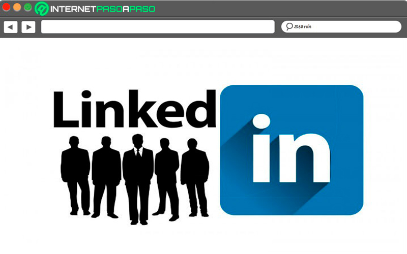 What to consider before searching for a person on LinkedIn?