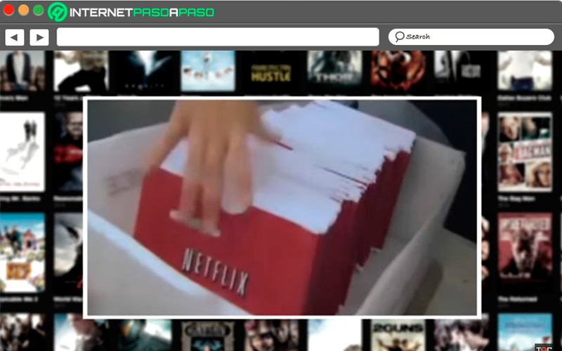 Netflix history and origin