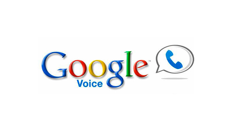 With Google Voice