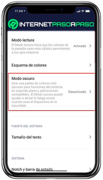 Learn step by step how to activate the dark mode of Instagram iOS