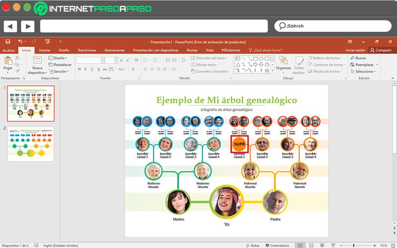 Edit graphic elements