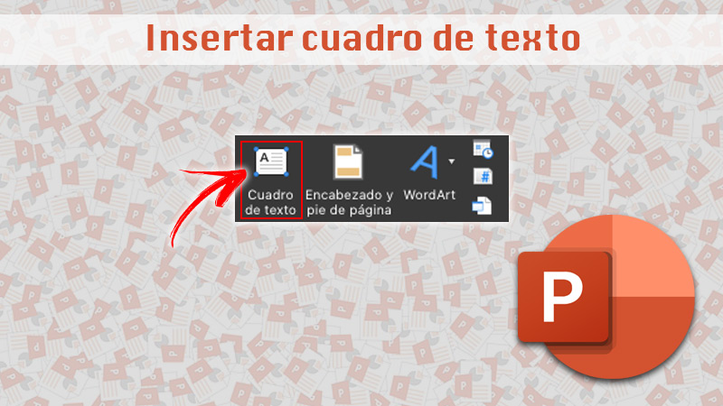 Insert text box in PowerPoint