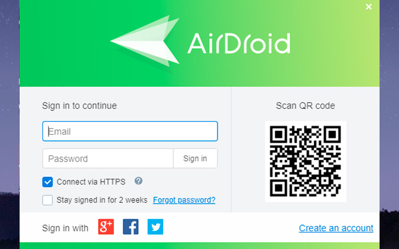 List of the best applications to migrate photos and other files from AirDroid mobile