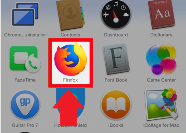 In Mozilla
