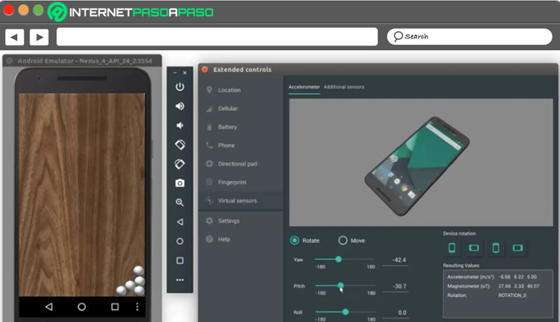 Appareil virtuel Android (AVD) / Android Studio