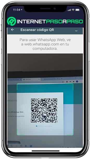 Avec WhatsApp Web