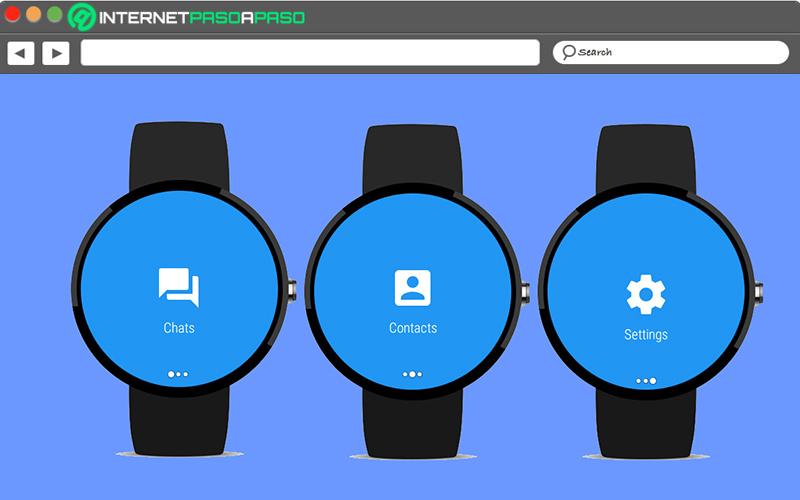 Use Telegram for Smartwatch Wear OS