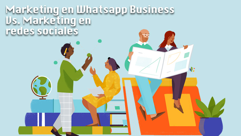 Differences between marketing in WhatsApp Business and marketing in social networks What to take into account when planning a campaign?