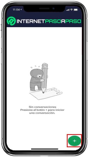 create Google Hangouts conversation