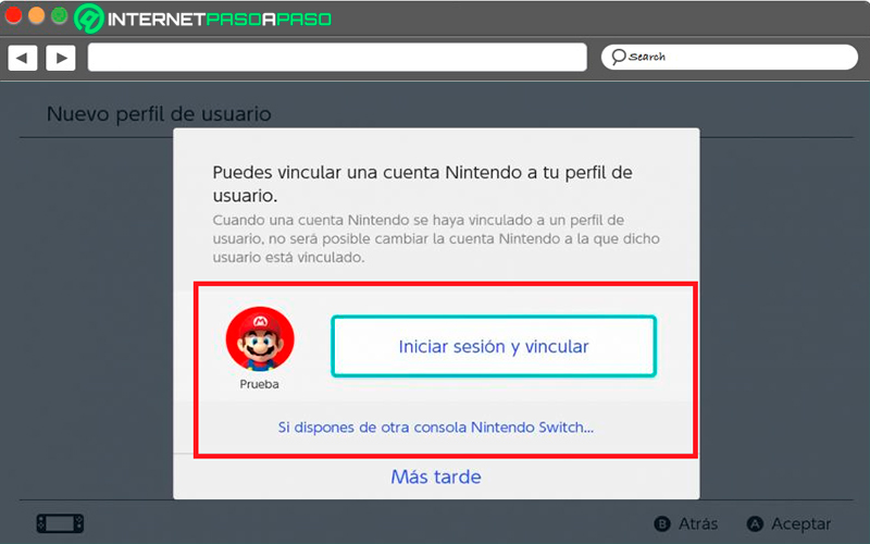 Learn step by step how to share your Nintendo Switch account and some games with your friends