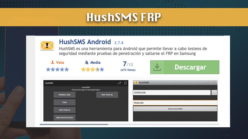 HushSMS FRP