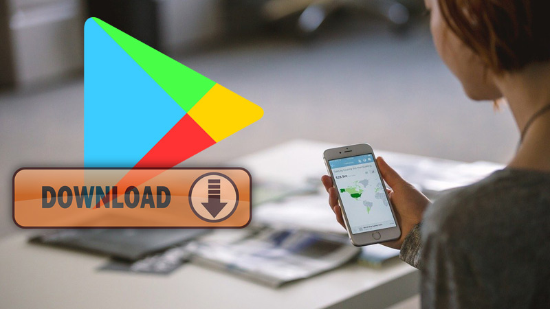 Steps to install applications from Google Play Store that are not available in my country
